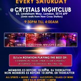 Crystals Nightclub
